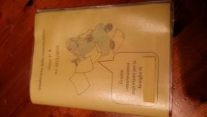 Quadernino delle comunicazioni