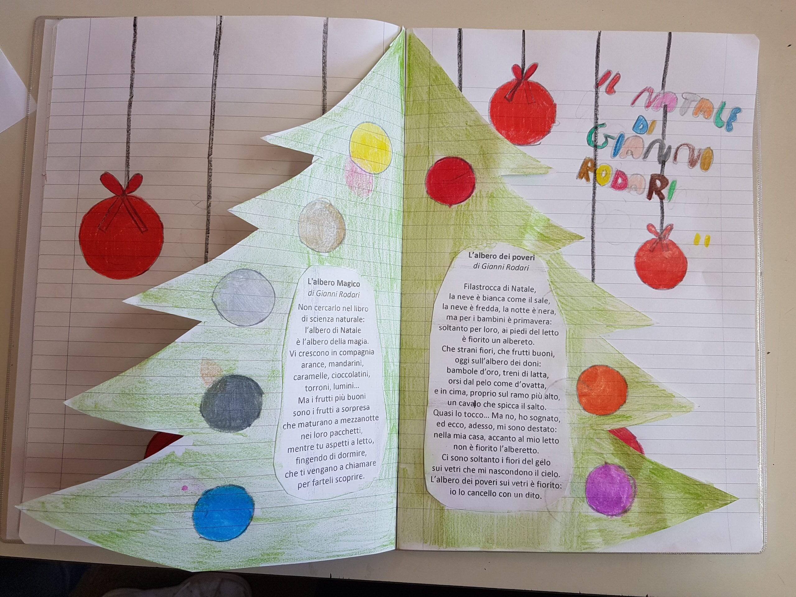 Lavoretti Di Natale Classe Seconda.Natale Maestra Carmelina